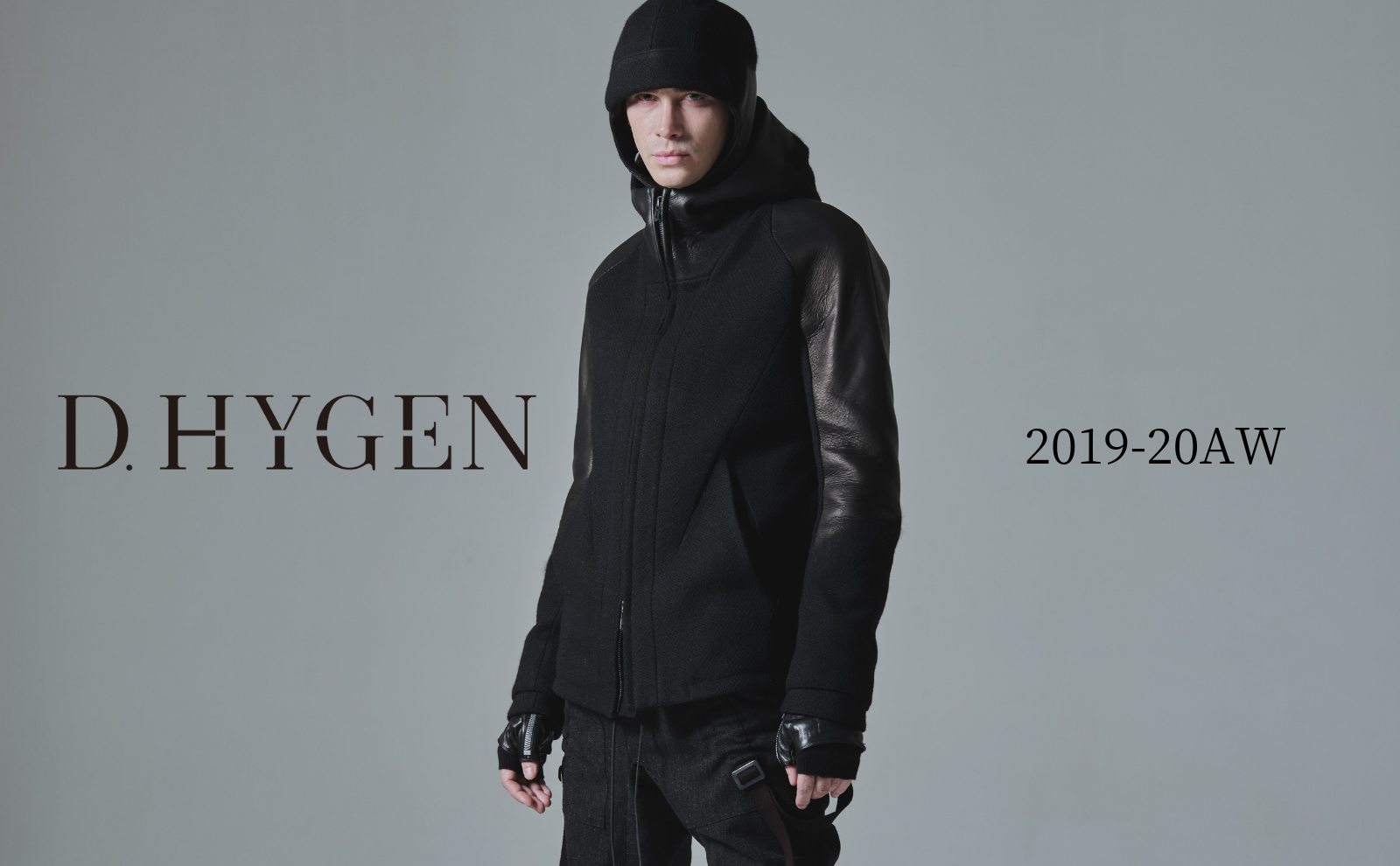 D.HYGEN.2019-20AW.Collection