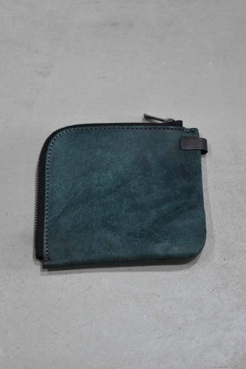 Compact Wallet【グリーン】