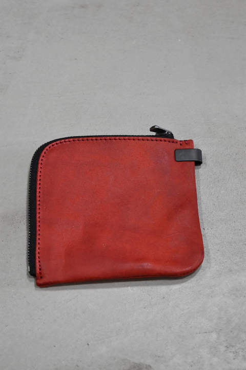 Compact Wallet【レッド】