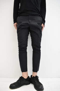 "1TUCK TROUSERS ""n""【Black】"