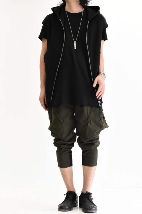 CIVILIZED【Invisivle Cargo Pants】