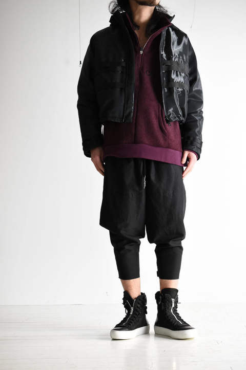 PORTVEL #short Blouson