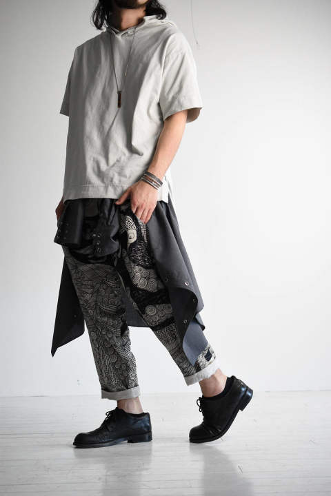 DISTORTION3.2019SS