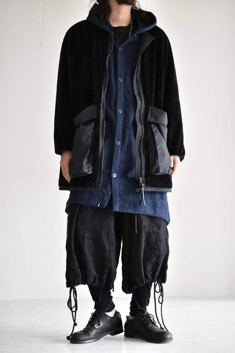 "A.F artefact""Jacquard Bloon Wide Pants"""