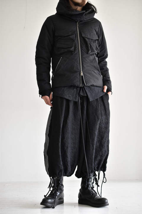 "A.F artefact""Jacquard Bloon Wide Pants""2"